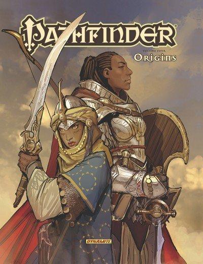 Pathfinder Vol. 4 – Origins (2015)