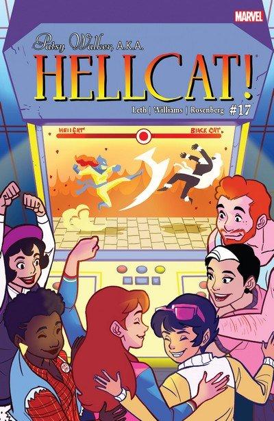 Patsy Walker – A.K.A. Hellcat! #17 (2017)