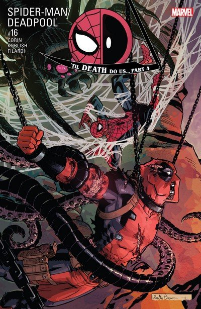 Spider-Man – Deadpool #16 (2017)