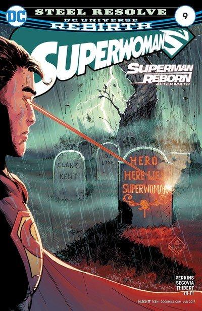 Superwoman #9 (2017)