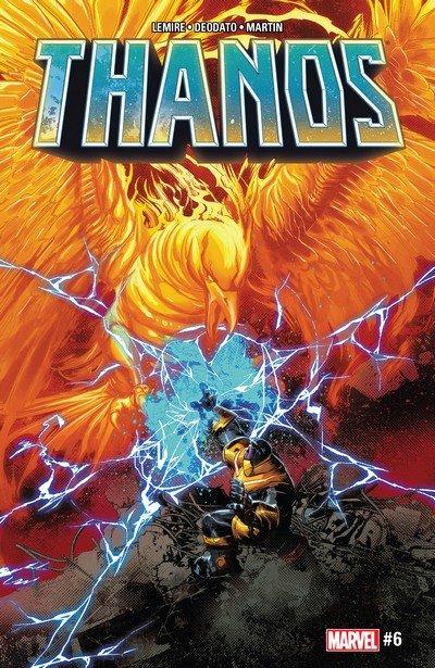 Thanos #6 (2017)