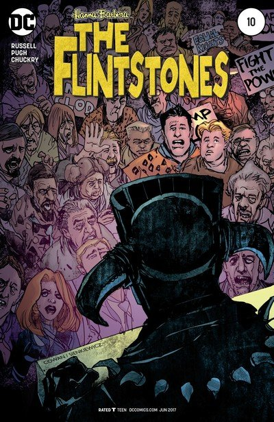 The Flintstones #10 (2017)