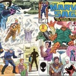 The Marvel Saga The Official History of the Marvel Universe #1 – 25 (1985-1987)