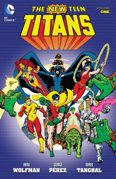 The New Teen Titans Vol. 1 – 6 (TPB) (2014-2017)