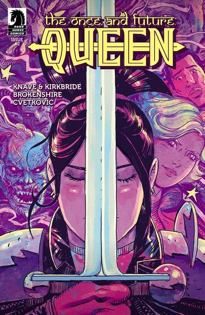 The Once and Future Queen #2 (2017)