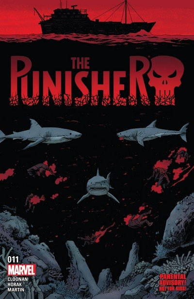 The Punisher #11 (2017)