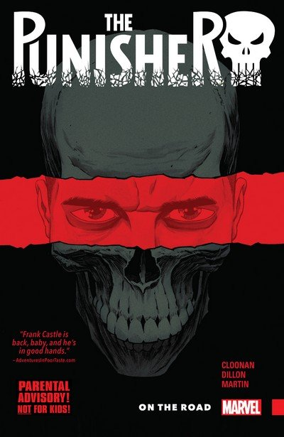 The Punisher Vol. 1 – On the Road (TPB) (2016)