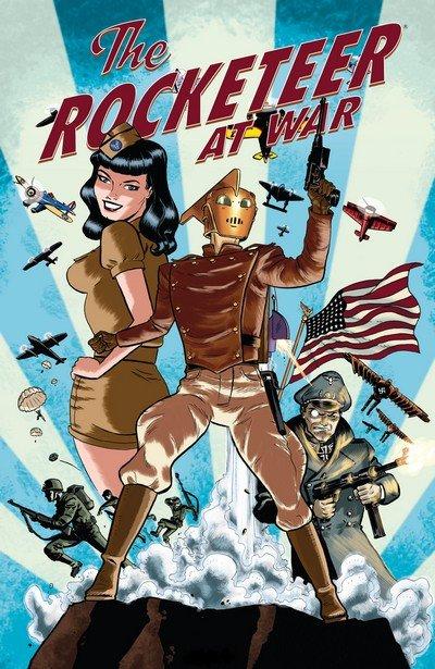 The Rocketeer At War (TPB) (2016)