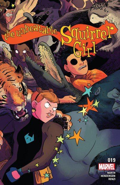 Image result for unbeatable squirrel girl #19 2017