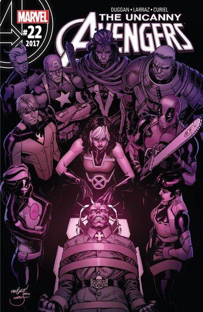 Uncanny Avengers #22 (2017)