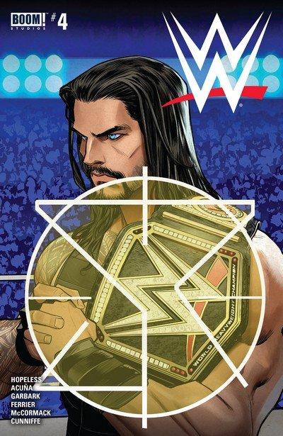 WWE #4 (2017)
