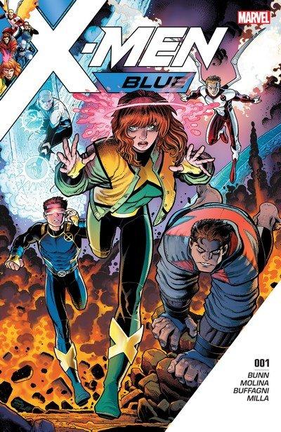 X-Men Blue #1 (2017)