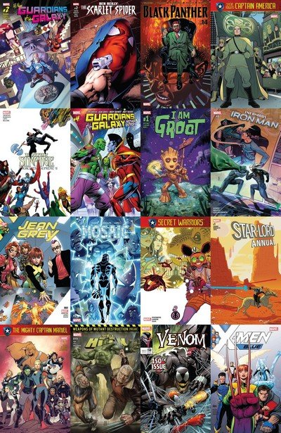 2017.05.24 Marvel Week+