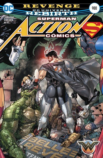 Action Comics #980 (2017)