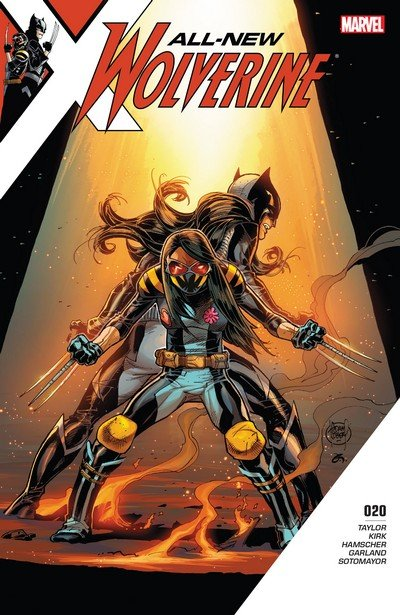 All-New Wolverine #20 (2017)