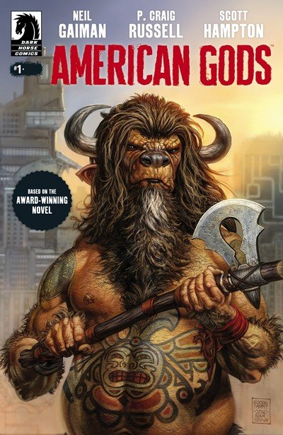 American Gods #1 – Shadows (2017)
