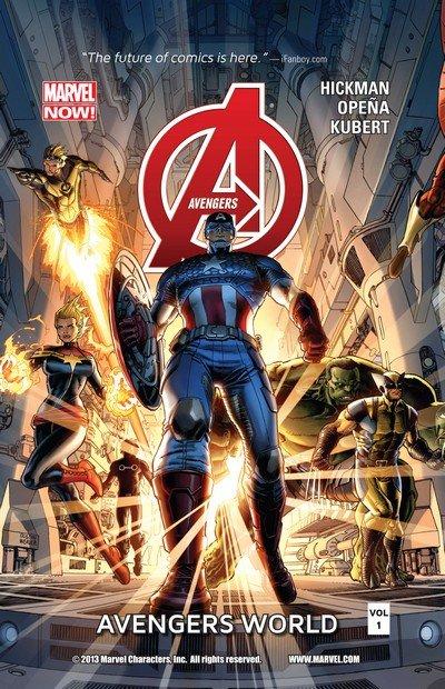 Avengers Vol. 1 – 6 (TPB) (2013-2014)