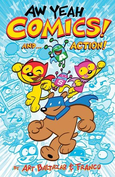 Aw Yeah Comics! Vol. 1 – 2 (2014-2015)