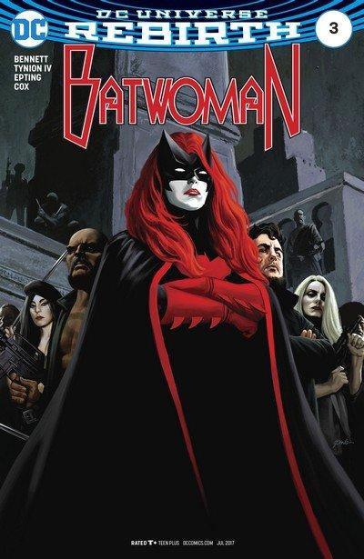 Batwoman #3 (2017)