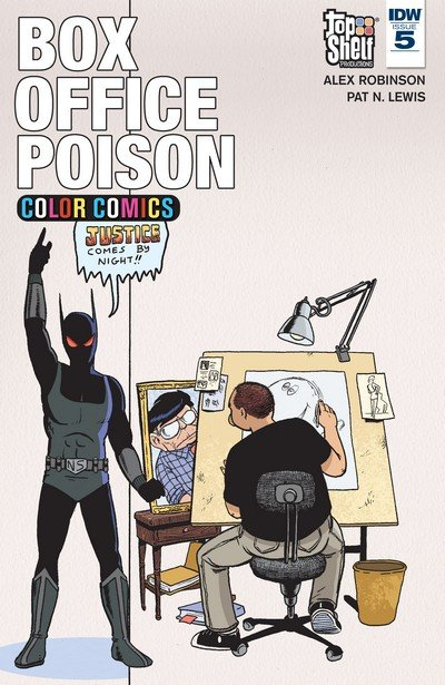 Box Office Poison Color Comics #5 (2017)