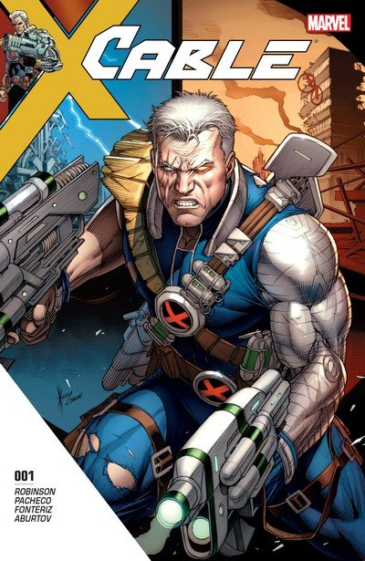Cable Vol. 3 #1 – 5 + 150 – 159 + TPBs (2017-2018)