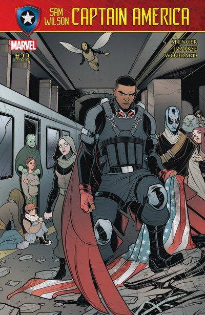 Captain America – Sam Wilson #22 (2017)