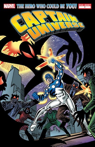 Captain Universe – The Hero Who Could Be You (2013)