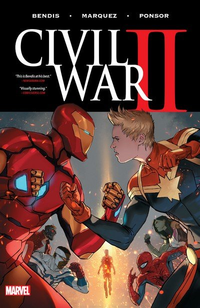 Civil War II (TPB) (2017)
