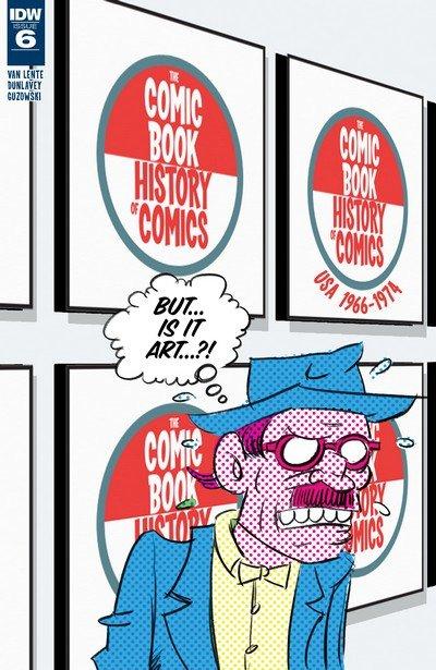 Comic Book History of Comics #6 (2017)