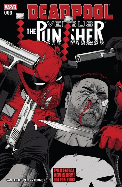 Deadpool vs. The Punisher #3 (2017)