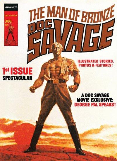 Doc Savage #1 – 3 (1975-1976) (2017 edition)