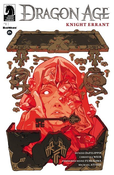 Dragon Age – Knight Errant #1 (2017)
