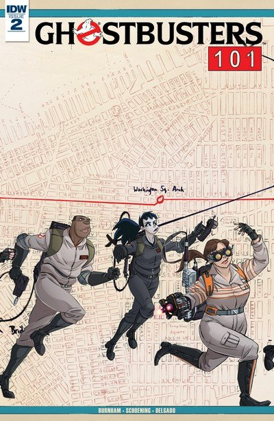 Ghostbusters 101 #2 (2017)
