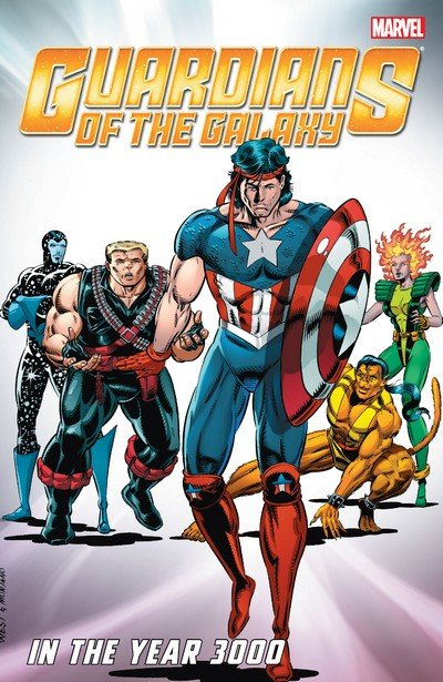 Guardians of the Galaxy Classic – In The Year 3000 Vol. 1 – 2 (2016)