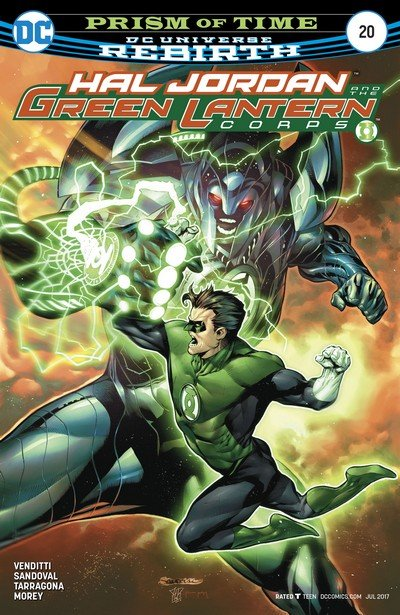 Hal Jordan and the Green Lantern Corps #20 (2017)