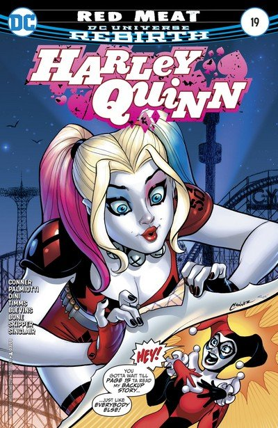 Harley Quinn #19 (2017)