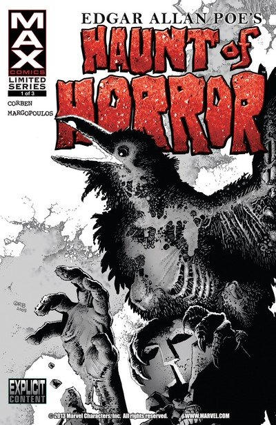 Haunt of Horror – Edgar Allan Poe #1 – 3 (2006)