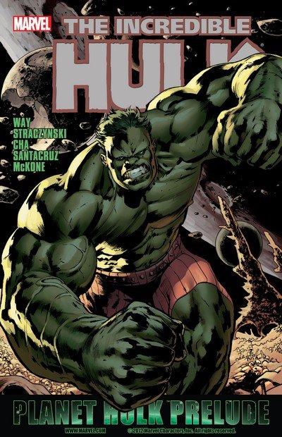 Hulk – Planet Hulk Prelude (2010)