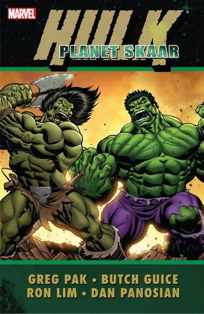 Hulk – Planet Skaar (2016)