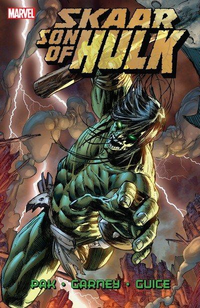 Hulk – Skaar – Son of Hulk (2016)