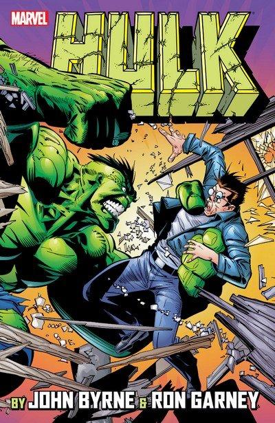 Hulk by John Byrne & Ron Garney (2011)