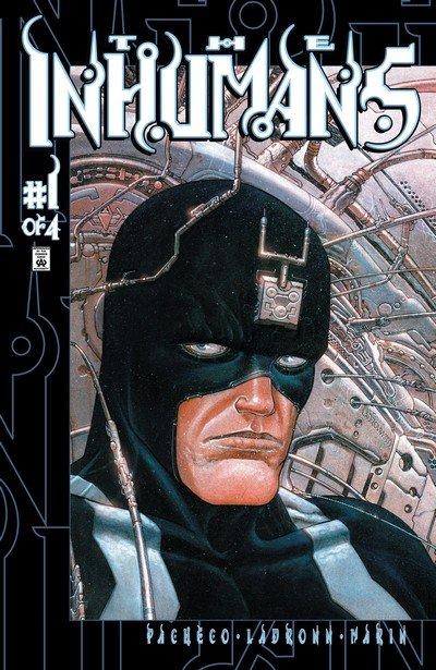 Inhumans #1 – 4 (2000)