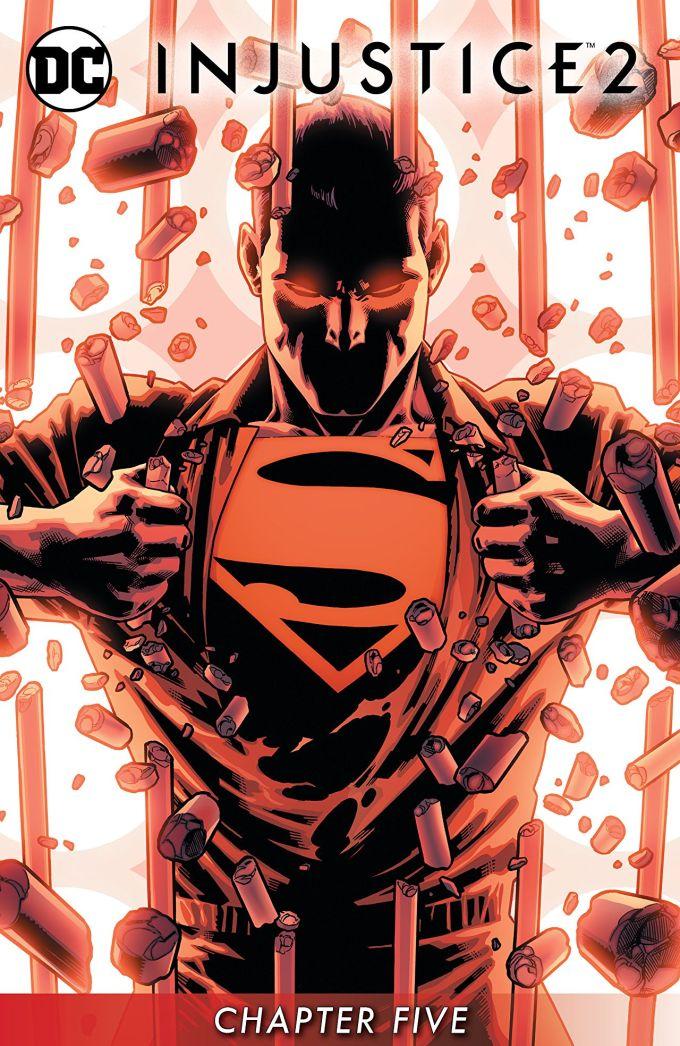 Injustice 2 #5 (2017)