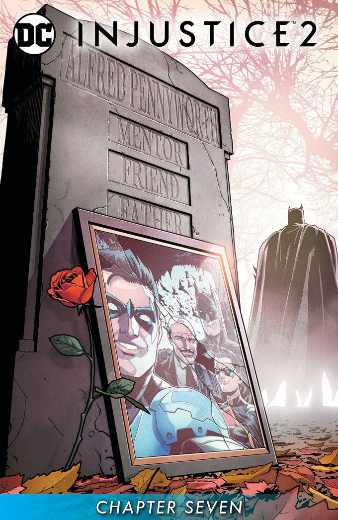 Injustice 2 #7 (2017)