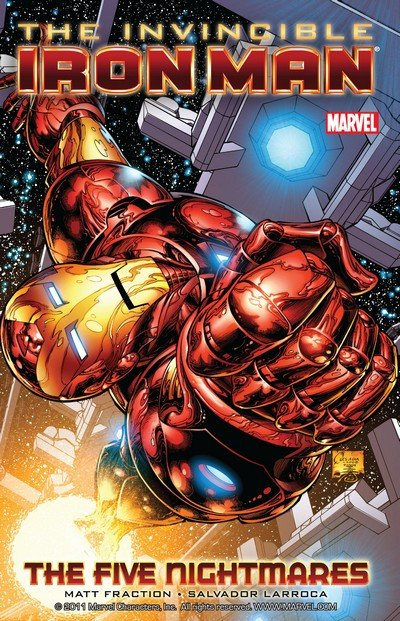 Invincible Iron Man Vol. 1 – 11 (TPB) (2008-2013)