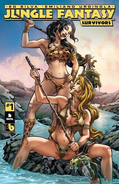 Jungle Fantasy – Survivors #1 (2017) (ADULT)
