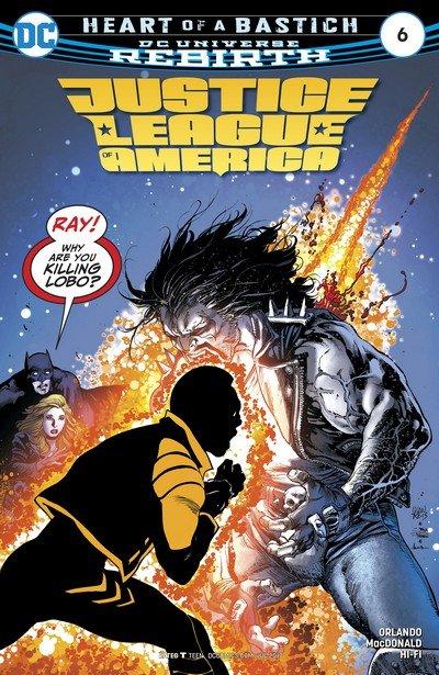 Justice League of America #6 (2017)
