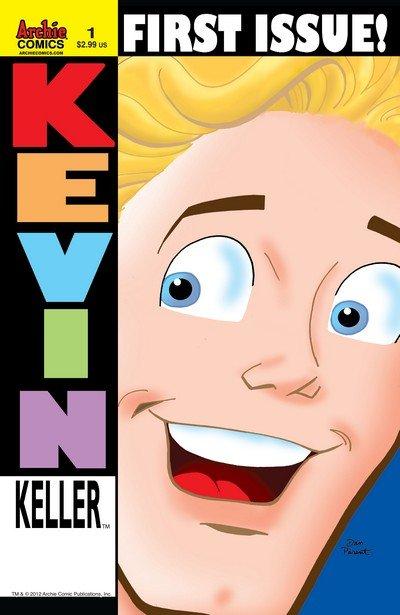 Kevin Keller #1 – 9 (2012-2013)