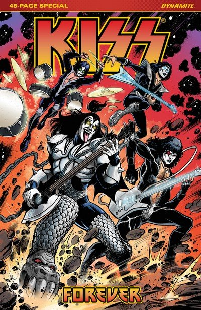 Kiss Forever Special (2017)