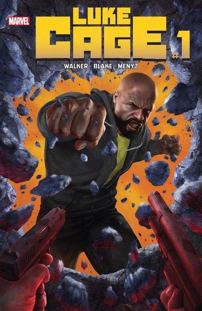 Luke Cage #1 (2017)